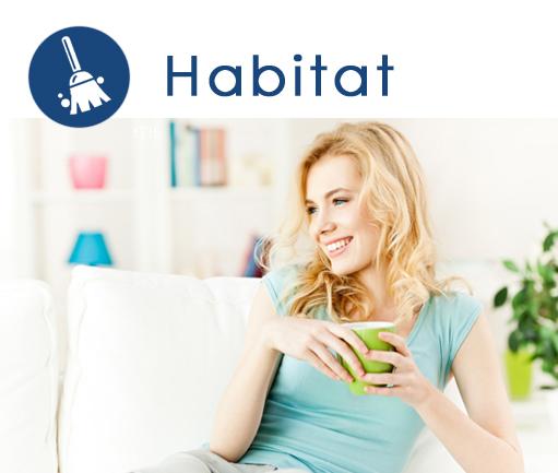 Nettoyage habitation